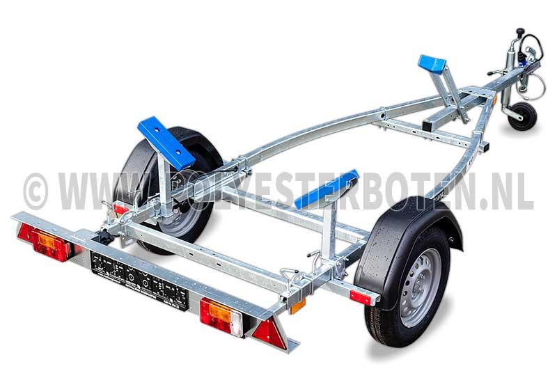 Motorboottrailer Kalf Basic 450-35